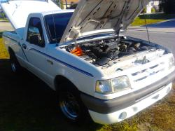 Jokerace 1996 Ford Ranger Regular Cab