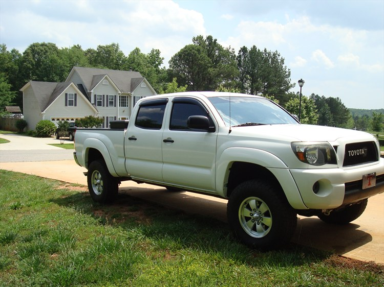 Tennesseefan S 2005 Toyota Tacoma Double Cab In