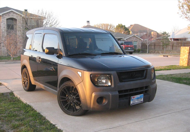Putting My Old Wheels To Good Use Honda Element Owners Club Forum