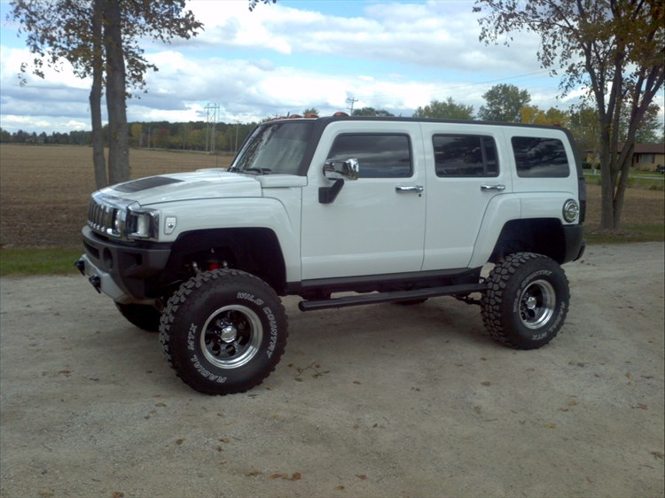 2009 Hummer H3t Lifted Bigjon70 2009 hummer h3Hummer H3t Lifted