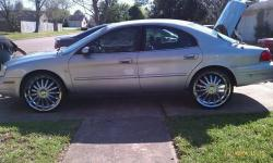 Deshawn12 2002 Mercury Sable