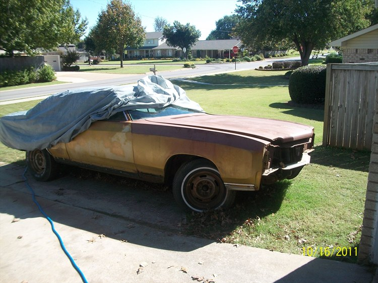 Another toybox91 1972 Chevrolet Monte Carlo post... - 15341241