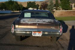 Studley Dudley 1971 Chevrolet Monte Carlo