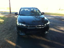 Joe Messina 2009 Mitsubishi Lancer