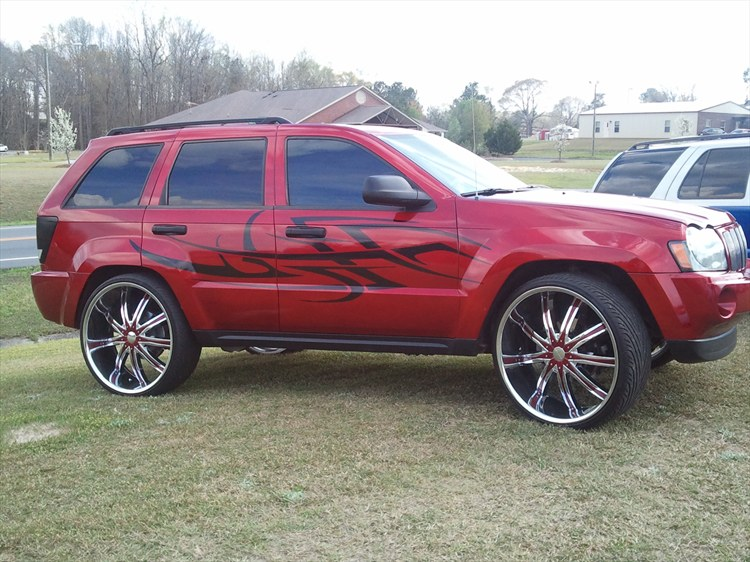 Another favianjeep 2005 Jeep Grand Cherokee post... - 15981254