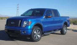 frequentfriar19s 2012 Ford F150 SuperCrew Cab