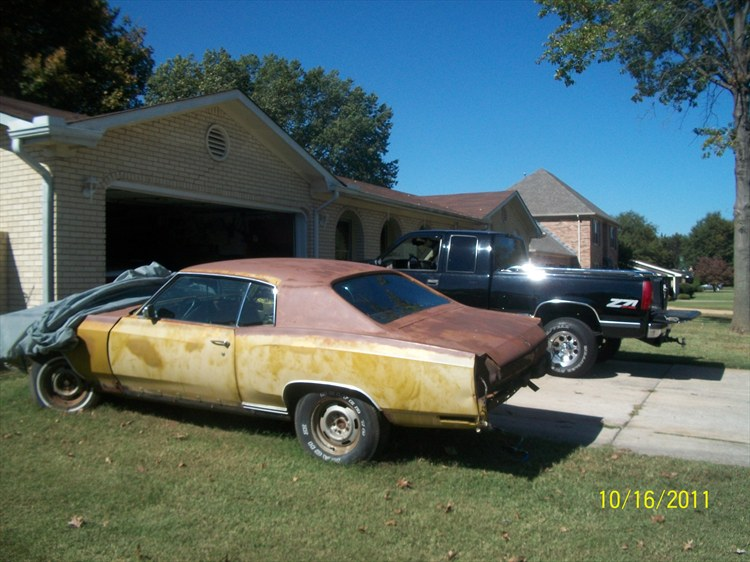 Another toybox91 1972 Chevrolet Monte Carlo post... - 15341237