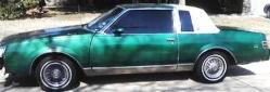 Denzals 1986 Buick Regal