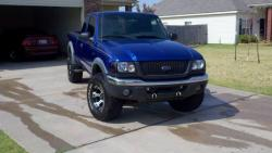 '03 Ford Ranger FX4 Level II