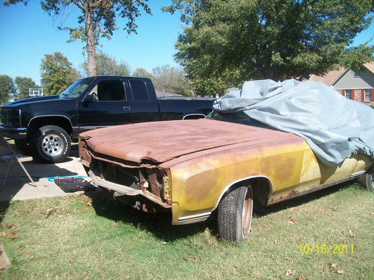 Another toybox91 1972 Chevrolet Monte Carlo post... - 15341239