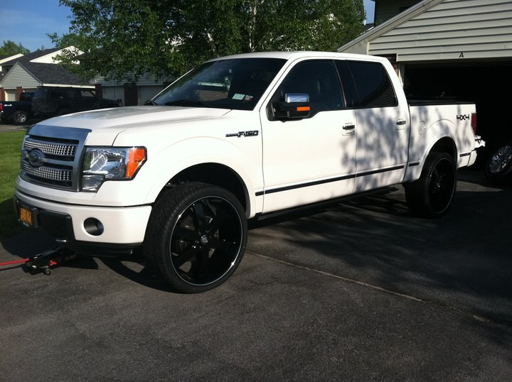 srunner2010's 2011 Ford F150 SuperCrew Cab