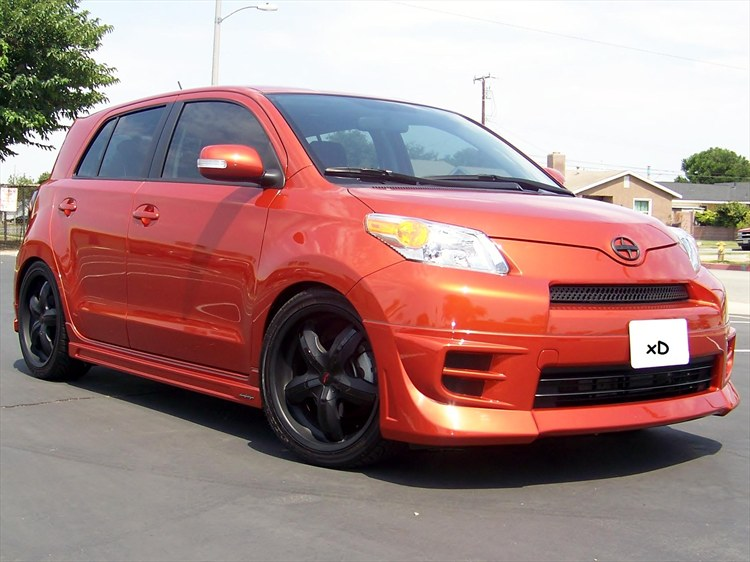 Another xD Out 2008 Scion xD post... - 15922200
