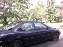 Nickvdae 1998 Ford Contour