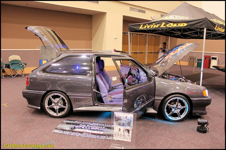 Ray Show Stop1 1990 Hyundai Excel