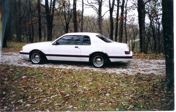 My First Automotive Love. My '86 Turbo Coupe - 15942244