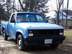PinkFloydEffect 1988 Dodge Dakota Regular Cab & Chassis
