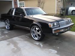 wraggs 1986 Buick Regal