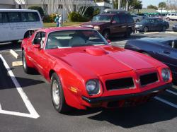 captaincruiser 1974 Pontiac Trans Am