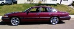 ScoobyDeuce 1992 Ford Crown Victoria