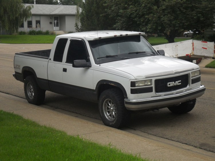 beast19952 1995 gmc sierra 1500 extended cab specs photos. Black Bedroom Furniture Sets. Home Design Ideas