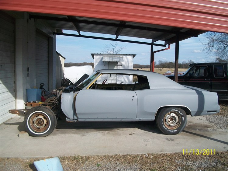 Another toybox91 1972 Chevrolet Monte Carlo post... - 15383251