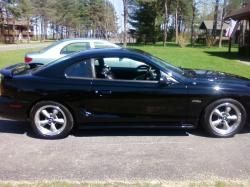 97GTBLK 1997 Ford Mustang