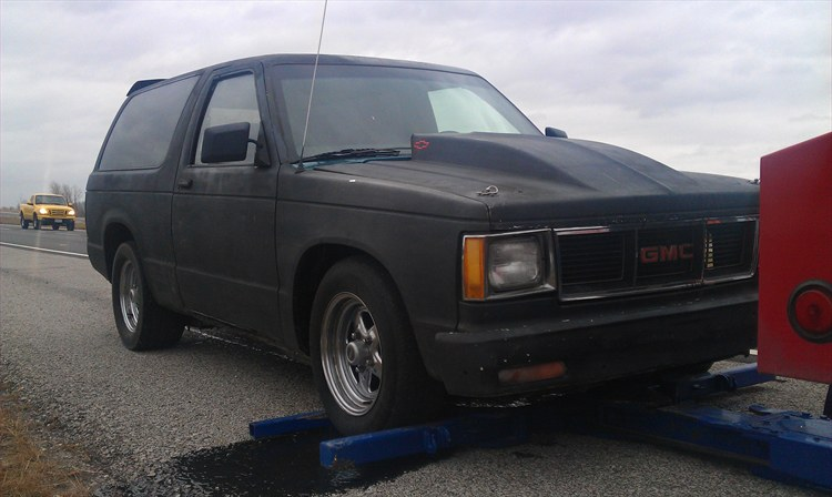 Peacher57 1985 GMC Jimmy