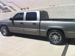 manny238 2007 Chevrolet 1500 Extended Cab