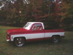 ec5992 1974 Chevrolet C/K Pick-Up
