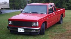 1987 GMC S15 Extended Cab