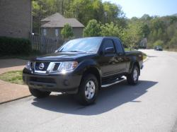 67shoebox 2010 Nissan Frontier King Cab