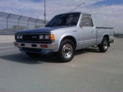 206071 1984 Nissan 720 Pick-Up