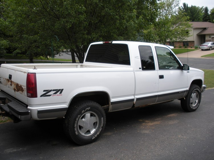 Another Milk-_-Tank 1996 Chevrolet 1500 Extended Cab post... - 15343236
