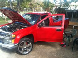 marcozr1 2005 Chevrolet Colorado Regular Cab