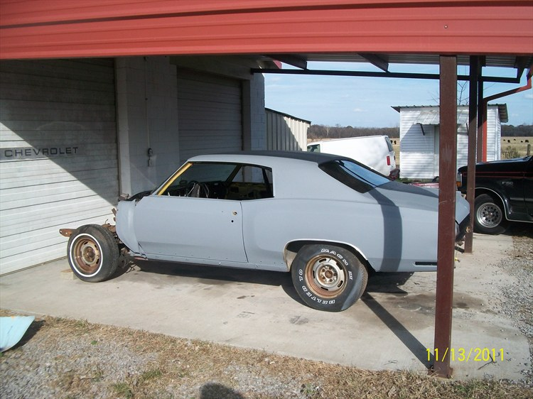 Another toybox91 1972 Chevrolet Monte Carlo post... - 15383248