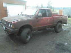 93maxima7 1985 Nissan 720 Pick-Up