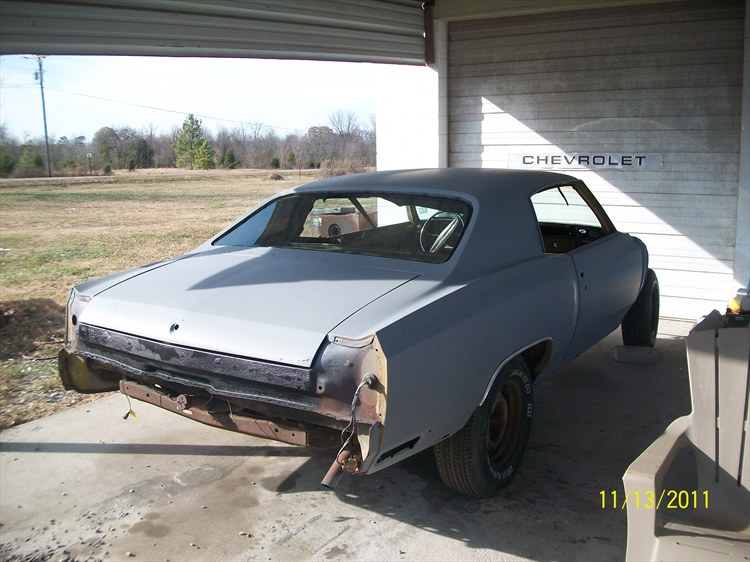 Another toybox91 1972 Chevrolet Monte Carlo post... - 15383249