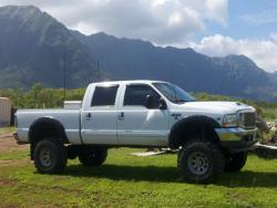 tributestg 2002 Ford F350 Super Duty Crew Cab