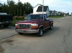 F-NineDeuce 1992 Ford F150 Regular Cab