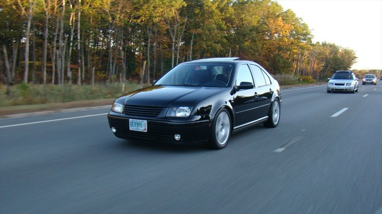 Jetta Vr6 Lover 2001 Volkswagen Jettagls Turbo Sedan 4d