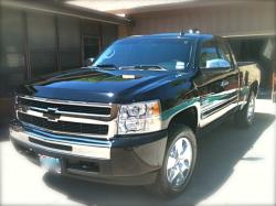 texaschevy10 2010 Chevrolet 1500 Extended Cab