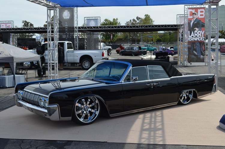 slmd64 1964 Lincoln Continental Specs, Photos, Modification Info at