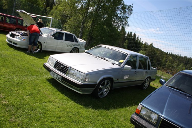 Volvo 740 GLE 1990 Daily Car!  - 15864214