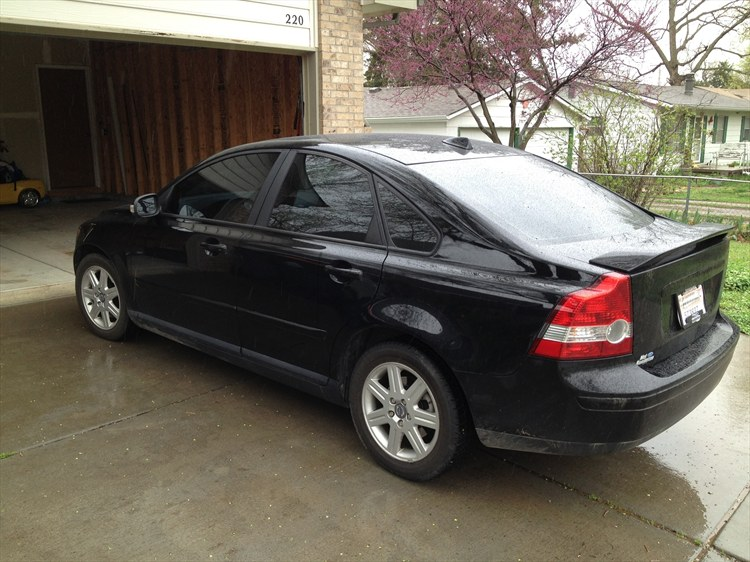 2007 volvo s40 2 4 related infomation specifications. Black Bedroom Furniture Sets. Home Design Ideas