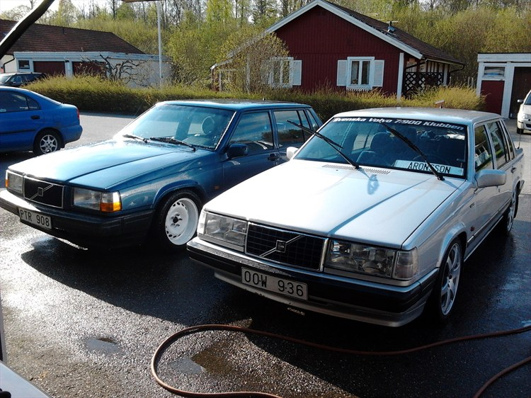 Volvo 740 GLE 1990 Daily Car!  - 15864215