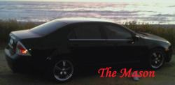 themainmason 2006 Ford Fusion