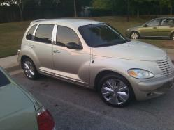 Alarric Willis 2003 Chrysler PT Cruiser