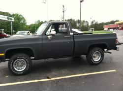 wwalderman 1986 Chevrolet C/K Pick-Up