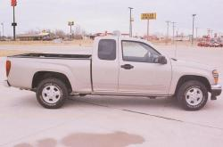 chevyfan1223 2004 Chevrolet Colorado Extended Cab