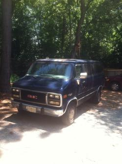 Matt-Parrish 1996 GMC Rally Wagon G3500